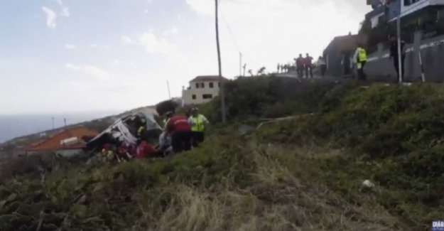 Madeira mourns after fatal accident