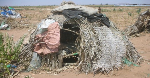 Many dead in fighting in the Darfur camps