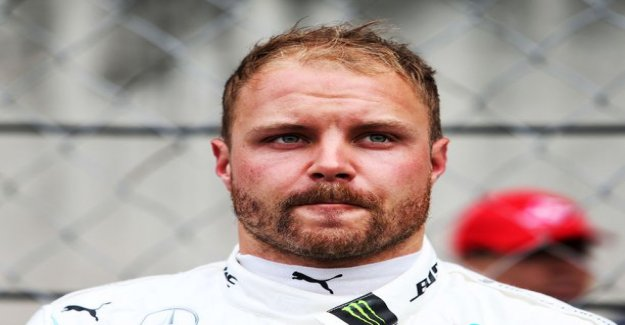 Mercedes proposed a dizzying plan, Valtteri Bottas had to hesitate to – I Was really worried about