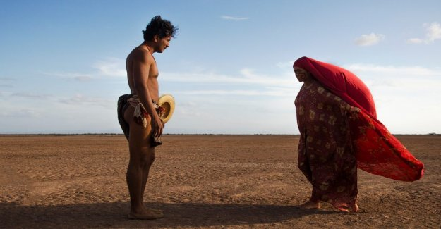 Movie review: Bloody hämndspiral in the Birds of passage