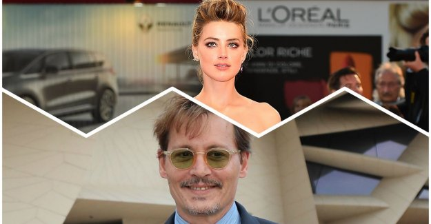 Of intense passion to dirty war: where it went wrong between Johnny Depp and Amber Heard