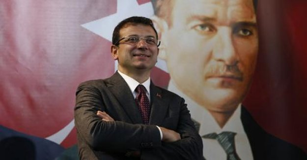 Opposition is officially the winner in Istanbul