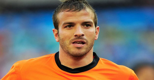 Rafael van der Vaart switching career