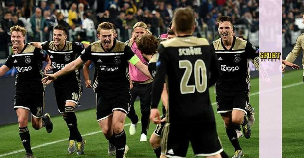 Ready for the semifinals – is now hailed Ajax
