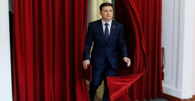 Runoff election in the Ukraine: a new beginning looking for