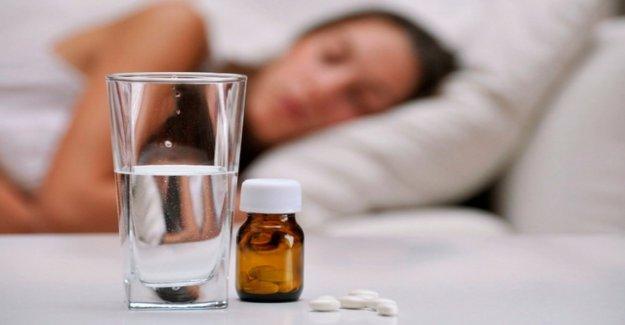 So dangerous a sleeping pill