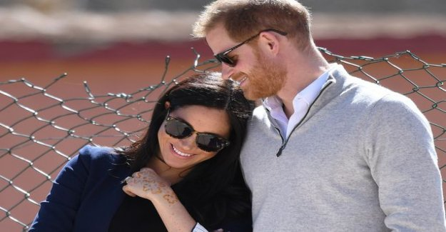 Such a monthly salary in Finland not many people get prince Harry and the duchess Meghan is a nanny salary