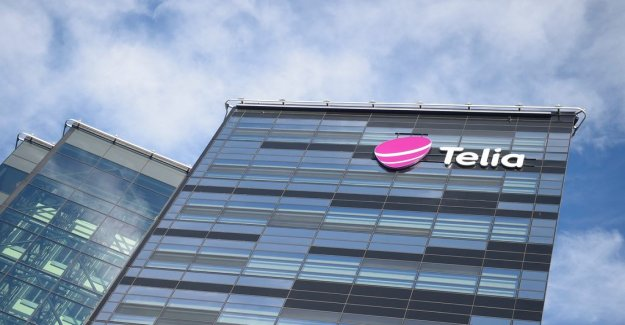 Telia does not reach the expectations