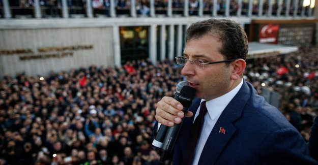 The AKP continues to appeal the results in Istanbul