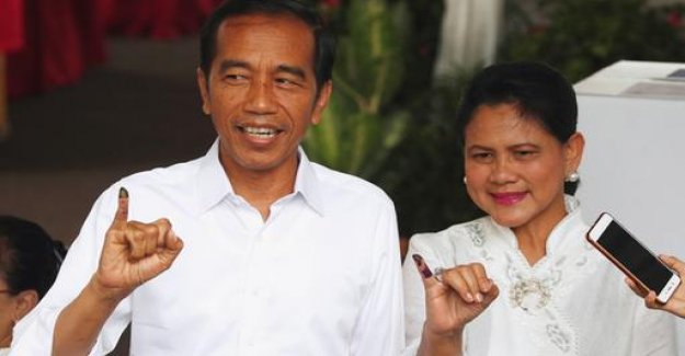 The Indonesian Obama, is fighting for the office
