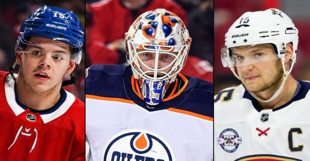 These 17 NHL players do not come to MM-Lions - look at the whole list