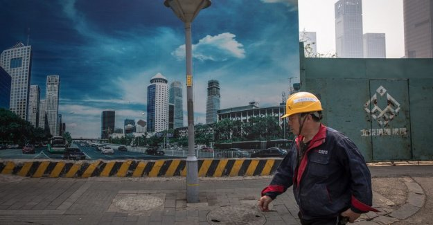 Torbjörn Petersson: China is betting on short-term economic strategy to the world joy