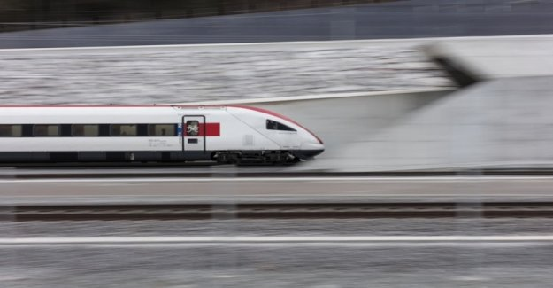 Trains are often significantly cheaper than flying