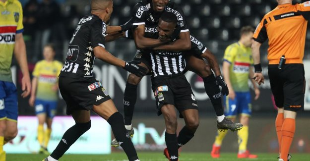 VIDEO. Charleroi at home can still win and will do again for the group profit in play-off 2