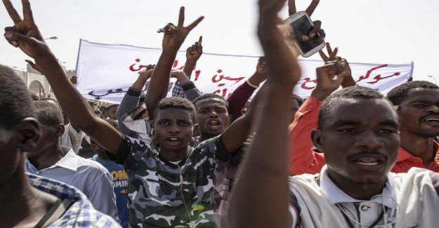 A call for continued Sudansamtal