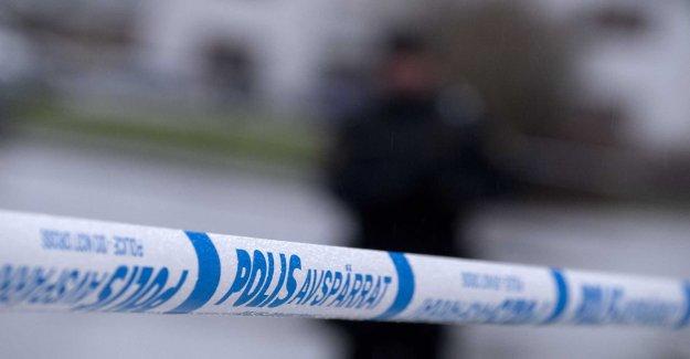 A person knivskadad on Södermalm
