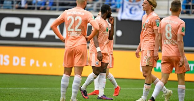 AA Gent with a fifth place to go, Anderlecht intervenes for first time in 56 years, in addition to European ticket