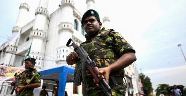 After the attacks: Sri Lanka has hundreds of foreigners