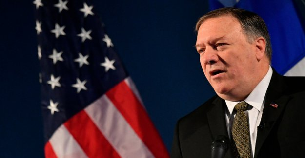Arctic: Pompeo accuses Russia and China of aggressive behavior