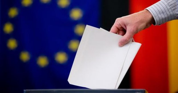 Background: 41 political parties in the European elections