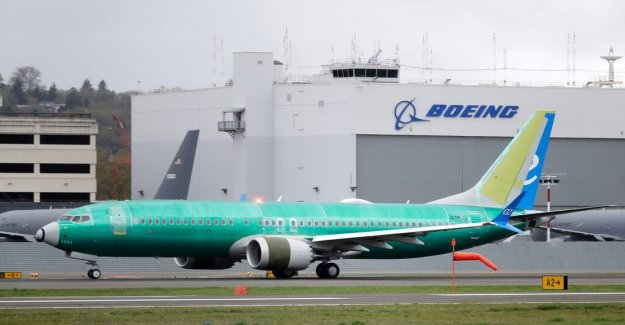Boeing recognizes the error in the 737 Max-the plan's flight