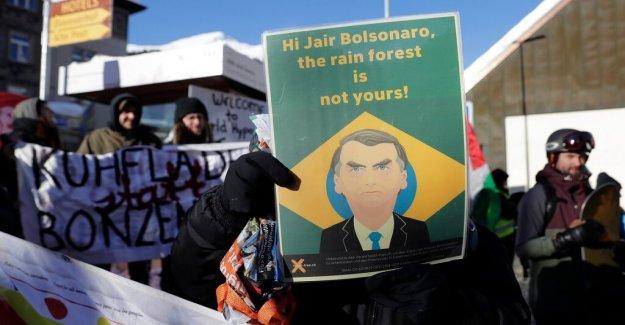 Bolsonaro set New York gala after the criticism