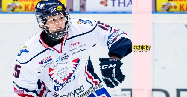 Brynäs refer the OLYMPIC medalist from the competitor