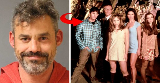 Buffy star Nicholas Brendon charged with having assaulted his gf