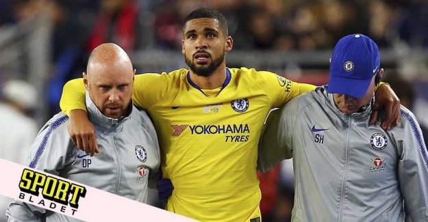 Chelsea's nightmare – the midfielder is forced to the operation