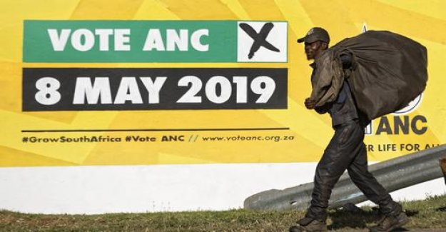 Choice in South Africa: The ANC vote losses