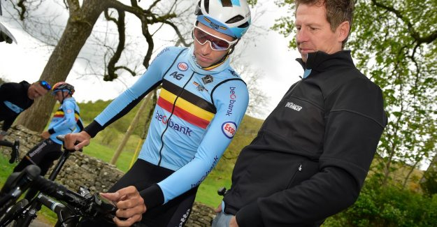 Coach Verbrugghe: Why would Aert the world cup not to drive?
