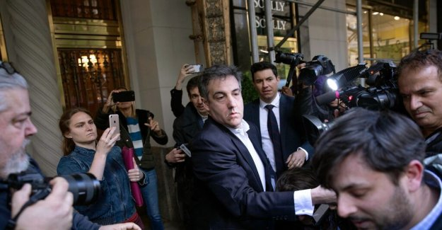 Cohen on the way to the prison: there Is still much to tell