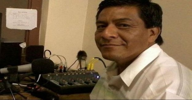 Critical radio presenter in Mexico shot