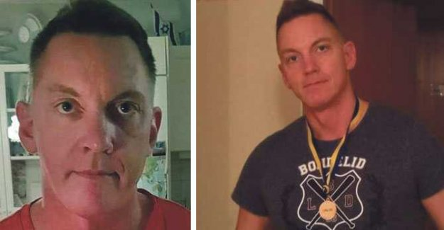 Daniel, 42, is missing family pleads for tips