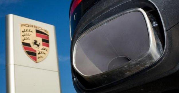 Diesel scandal: Porsche will have to pay 535 million Euro fine