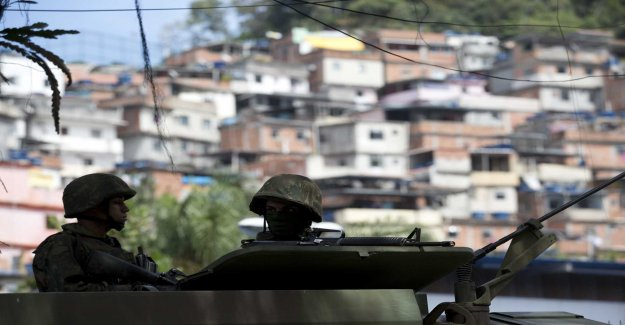 Eight killed by police in Brazil