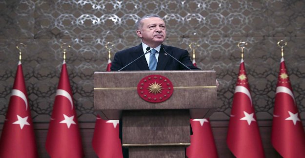 Erdogan sympathetic to the re-election