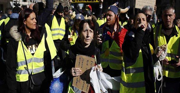 Europe's left should listen to Yellow vests