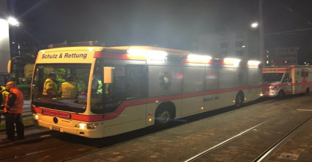 Four injured in house fire in Schwamendingen