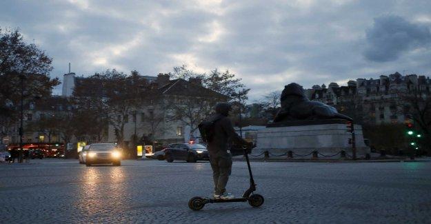 France tightens rules for elsparkcyklar