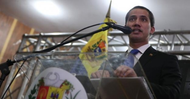 Guaidó confirms the meetings held with the regime of Maduro in Norway