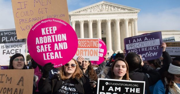 Gunnar Jonsson: HD in the united states must keep the balance in the issue of abortion