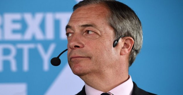 Harsh criticism against Nigel Farage after the interviews with the högerextrem debater