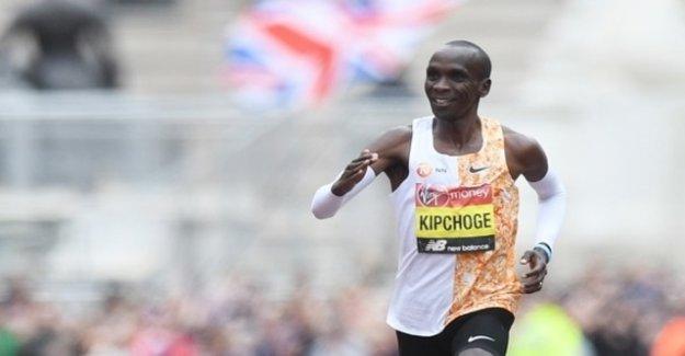 He tries again: a Marathon in under 2 hours