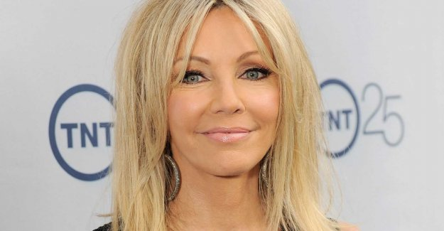 Heather Locklear back on the rehab
