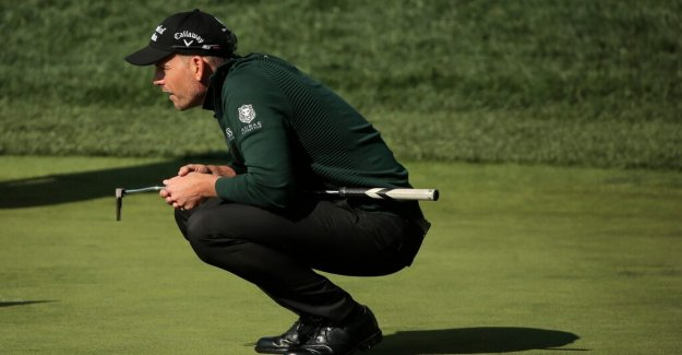 Heavy svenskstart in the PGA championship