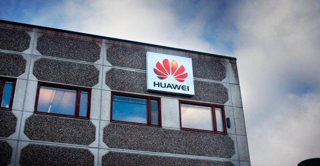 Huawei hits back against Swedish EU candidates