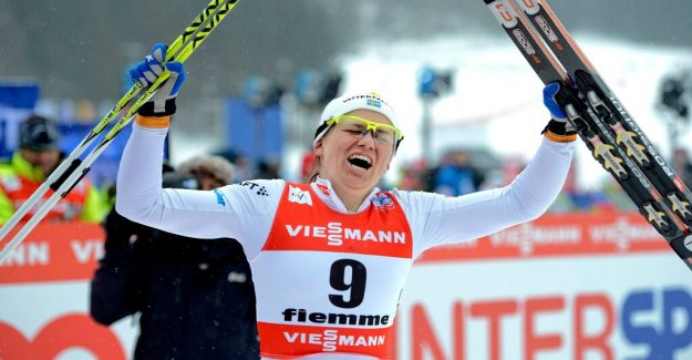 Ida Ingemarsdotter finish his career