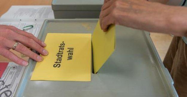 In ten German länder local elections