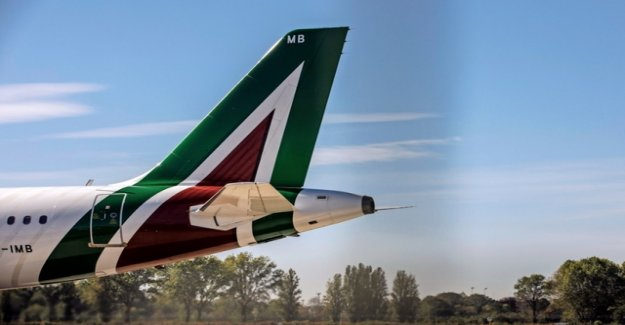 Italy is running in the rescue of Alitalia out of time